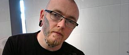Paul Naylor tattooist